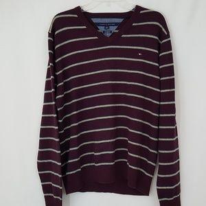 NWT Men's Tommy Hilfiger Cashmere Sweater size XL